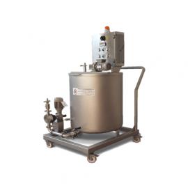 Serbatoio di stoccaggio liquidi (tank)