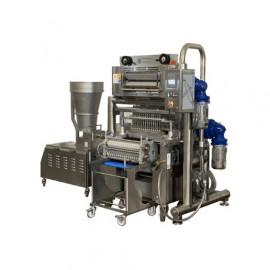 Raviolatrici automatiche doppia sfoglia INOX