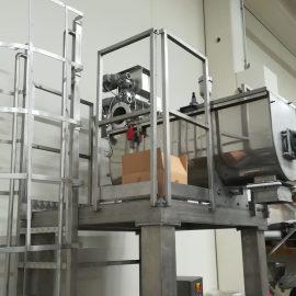 Impastatrice Continua da 600/500 Kg/h